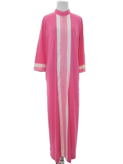 1970's Womens Lounge Dress or Robe