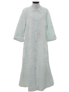 1970's Womens Robe