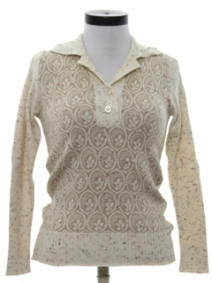 1970's Womens Sweater