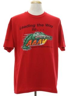 1990's Mens Military T - shirt