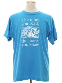 1990's Unisex Political T - shirt