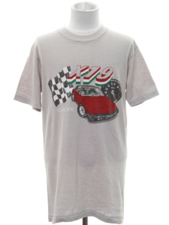 1980's Unisex Car T-Shirt
