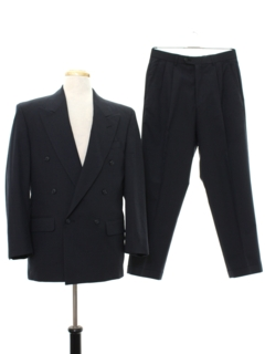 1980's Mens Totally 80s Swing Style Suit