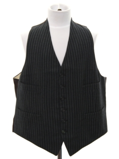 1940's Mens Suit Vest