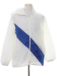 1980's Mens Totally 80s Windbreaker Jacket