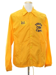 1980's Unisex Wind Breaker Jacket