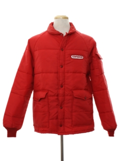 1980's Mens Work Ski Style Jacket