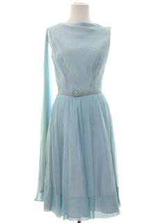 1950's Womens Cocktail Dress