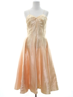 1950's Womens Prom, Cocktail, or Wedding Dress