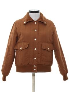 1970's Womens Ski Style Jacket
