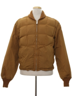 1980's Mens Totally 80s Puffy Ski Jacket
