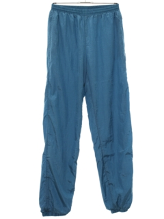1990's Unisex Wicked 90s Designer Baggy Track Pants