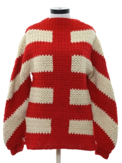 1960's Womens Mod Sweater