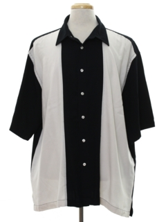 1980's Mens Club/Rave Style Sport Shirt