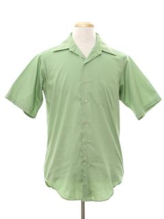 1960's Mens Mod Shirt