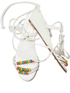 1960's Womens Accessories - Sandals Shoes