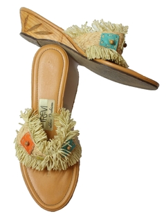 1970's Womens Accessories - Sandals Shoes