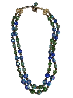 1950's Womens Accessories - Necklace