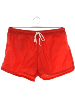 1980's Mens Soccer Sports Shorts