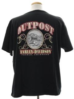 1990's Mens Harley Davidson T-shirt
