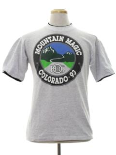 1990's Unisex Harley Davidson T-shirt