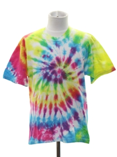 1990's Unisex/Childs Tye Dye T-shirt