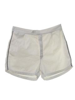 1980's Unisex Tennis Sport Shorts