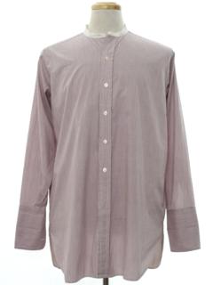 1930's Mens 30s Shirt