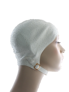 1950's Womens Accessories - Swim Hat