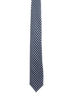 1960's Mens Silk Necktie
