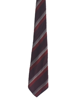 1940's Mens Diagonal Swing Necktie