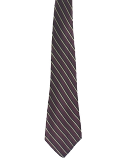 1940's Mens Diagonal Wide Swing Necktie