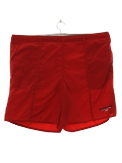 1990's Mens Designer Swim Shorts