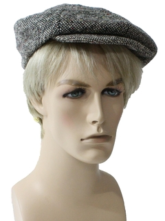 1960's Mens Accessories - Wool Cap Hat