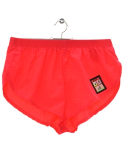 1980's Unisex Totally 80s Running Sport Shorts