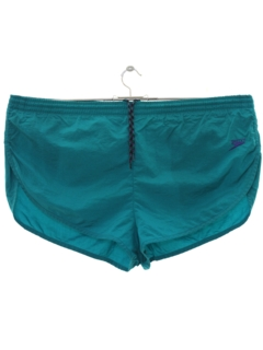 1990's Mens Wicked 90s Swim Short Shorts