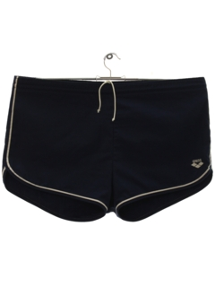 1980's Mens Totally 80s Soccer Sport Shorts