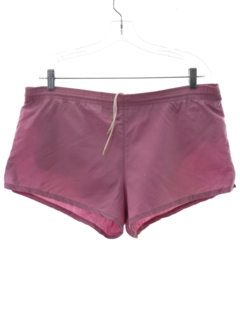 1980's Mens Totally 80s Sport Short Shorts