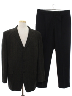 1950's Mens Mod Ivy League Style Combo Suit
