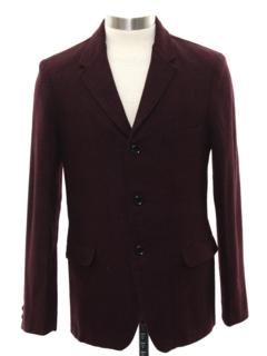1960's Mens/Boys Mod Blazer Sportcoat Jacket