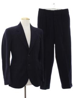 1920's Mens Combo Suit
