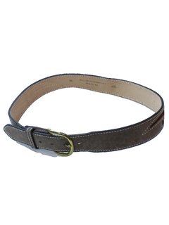 1990's Mens Accessories - Belt