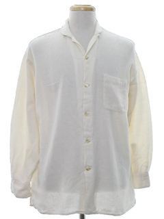 1980's Mens Poet Shirt
