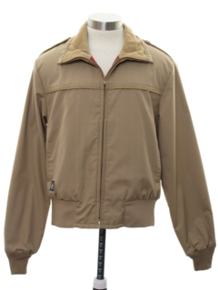 1980's Mens Totally 80s Golf Style Jacket