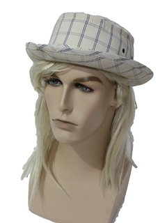 1960's Mens Accessories - Mod Hat
