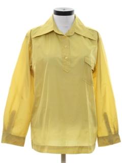1970's Womens Ski Shirt