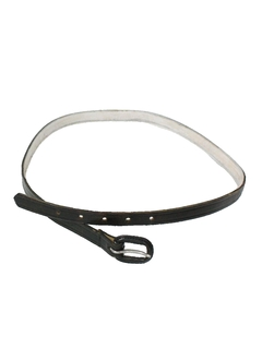 1950's Mens Accessories - Leather Belt