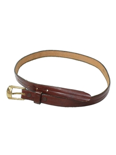 1960's Mens Accessories - Mod Belt