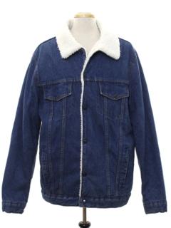 1970's Mens Denim Jacket