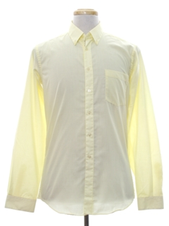 1980's Mens Totally 80s Preppy Shirt
